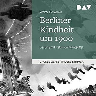 Berliner Kindheit um 1900 Titelbild