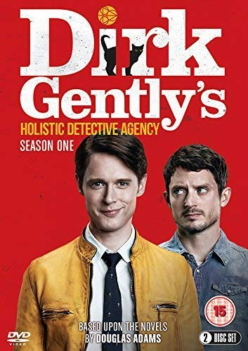 Dirk Gently's Holistic Detective Agency - Season 1 (2 DVDs)
