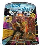 PlayMates Star Trek Next Generation Lieutenant Worf 1992 Action Figure