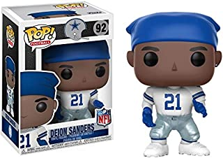 FUNKO POP! Sports: NFL Legends - Deion Sanders (Cowboys Home)
