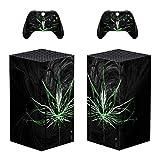 gotor ビニールスキンデカールステッカーカバーラップ XboxシリーズXコンソールとコントローラースキン用 (XXシリーズX、25)