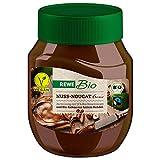 REWE Bio Nuss-Nougat-Creme (crema de avellanas vegana sin lactosa) 400g