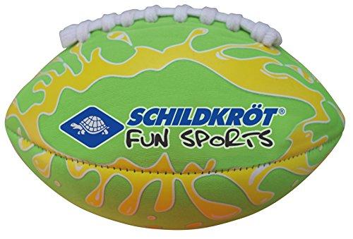 NEOPREN Mini-American Football, G2, grün/gelb, Schildkröt Funsports