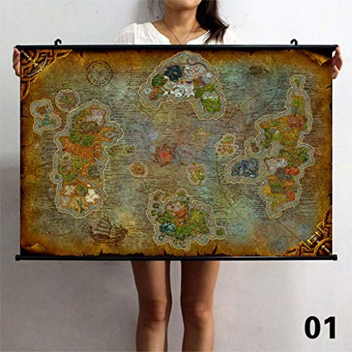 TS.13 Wow World of Warcraft Póster De Pared
