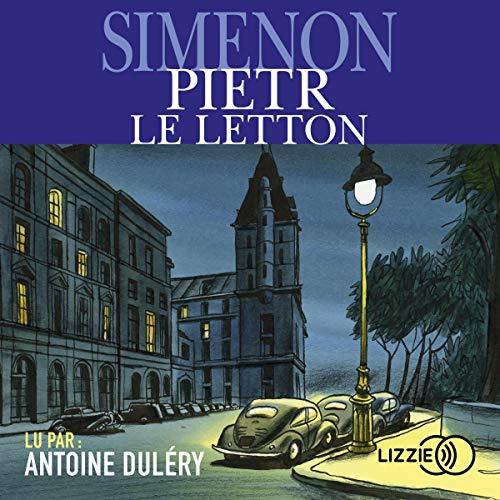 Pietr-le-letton cover art