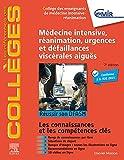 Médecine intensive, réanimation, urgences et défaillances viscérales aiguës: Réussir son DFASM - Connaissances clés (Les référentiels des Collèges)