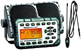 Jensen JHD910PKG Package - Includes JHD910 Waterproof Mini AM/FM/WB/Stereo, Pair of 3.5' Waterproof Mini Speakers and Top Side Rubber Antenna - ATV/UTV