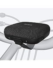 Enceinte Bluetooth Portable Tribit StormBox Micro,Haut-Parleur Bluetooth 5.0 sans Fil Son Stéréo 8 Heures Autonomie, IP67 Étanche à l'eau et à la Poussière, Portée Bluetooth de 30m,Noir