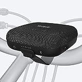Tribit StormBox Micro Altavoz Bluetooth. Altavoz portátil Impermeable IP67 y a Prueba de Polvo. Ideal para Bicicletas, con un Sonido Envolvente y Potente, Alcance Bluetooth de 30 Metros (Black)