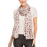 New Melifluos Pañuelos Fular Foulard Mujer Bufandas Estampado Diseño Español (FP13-15)