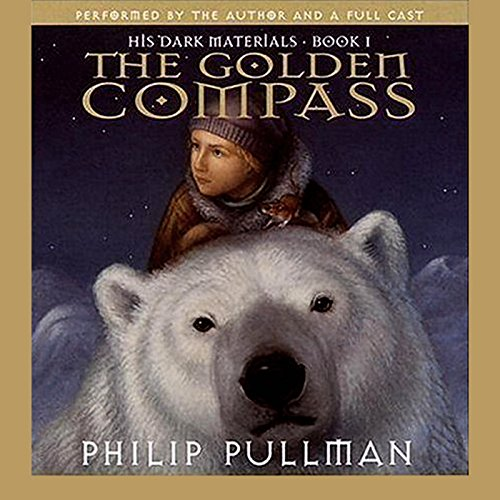 The Golden Compass     His Dark Materials, Book 1              By:                                                                                                                                 Philip Pullman                               Narrated by:                                                                                                                                 Philip Pullman,                                                                                        full cast                      Length: 10 hrs and 39 mins     12,956 ratings     Overall 4.5