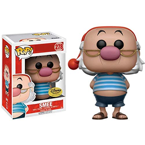 Funko Pop Movies : Peter Pan - Smie 3.75inch Vinyl Gift for Fairy Tale Fans SuperCollection