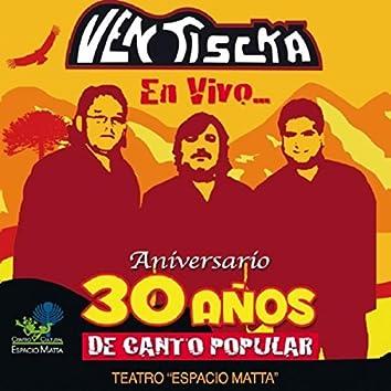 30 años de canto popular
