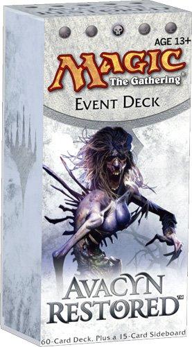 Wizards Of The Coast - JCCMTG081 - Jeu de Société - MTG - Deck d'évènement Avacyn Ressuscitée