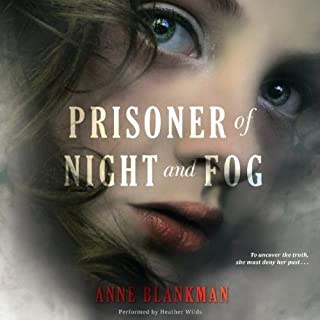 Prisoner of Night and Fog audiobook cover art