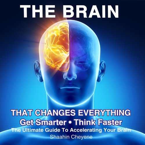 The Brain That Changes Everything audiobook cover art
