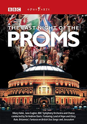 The Last Night Of The Proms (NTSC)