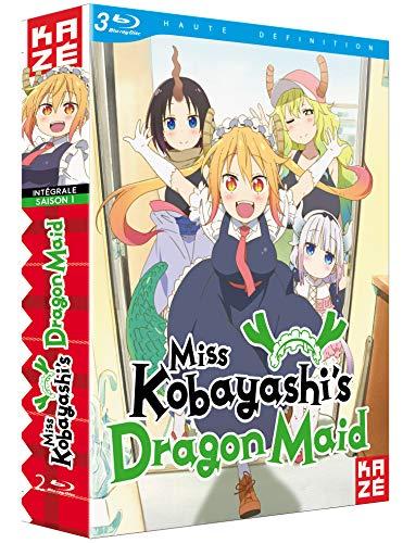 Miss kobayashi's Dragon Maid, Saison 1 [Blu-Ray]