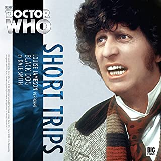 Doctor Who - Short Trips - Black Dog audiobook cover art