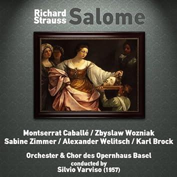 Richard Strauss: Salome [Excerpts] (1957)