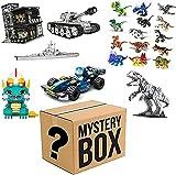 ZT Artículo de Misterio: una Caja de Suerte Interesante y emocionante, Varios Juguetes para Escritorio para niños educativos, Todo lo Posible, Todos los artículos Son nuevos