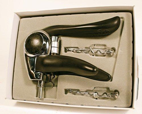Sharper Image Winemaker's Corkscrew (SM411)