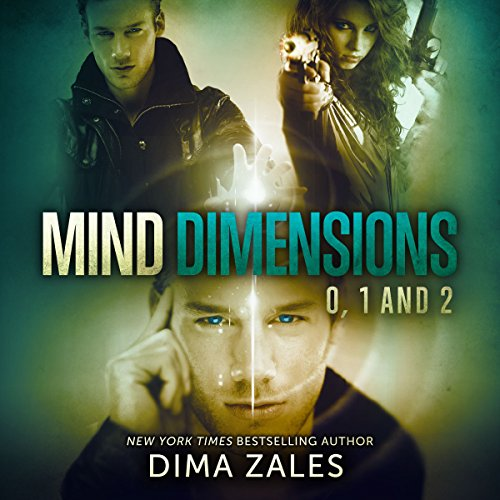Mind Dimensions, Books 0, 1, & 2 audiobook cover art