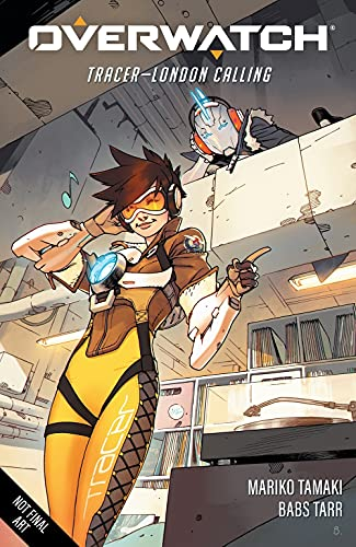Overwatch: Tracer--London Calling