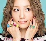 LOVE it(初回生産限定盤)