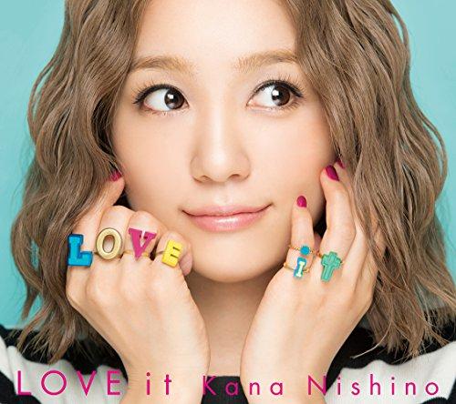 [画像:LOVE it(初回生産限定盤)(DVD付)]