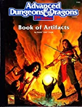 Book of Artifacts (Advanced Dungeons & Dragons/Rulebook)