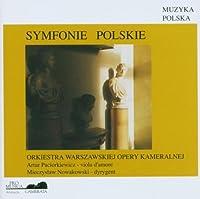 Symfonie Polskie - Polish Symphonies