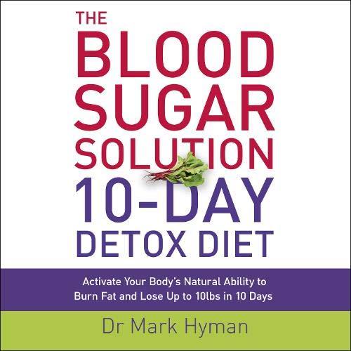 The Blood Sugar Solution 10-Day Detox Diet Titelbild