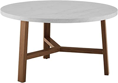 43af094e9517 Amazon.com  Haven Home Dexter Mid-Century Coffee Table - Walnut ...