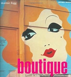 Boutique: A '60s Cultural Phenomenon