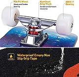 Zoom IMG-2 sgodde completo skateboard per principianti