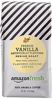 AmazonFresh Coffee Ground Flavored