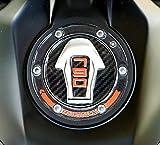 Adhesivo Protector Tapa en Resina Gel 3D Compatible para Moto KTM 790 Adventure