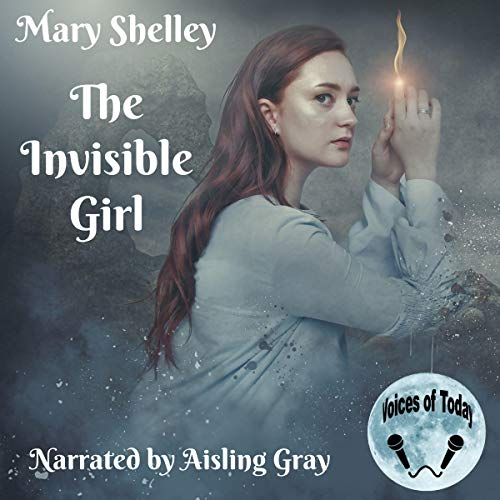 The Invisible Girl cover art