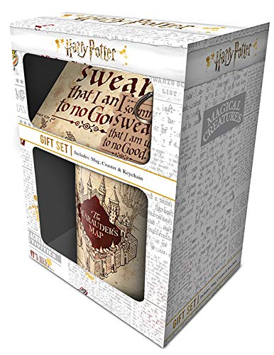 Harry Potter Marauders Map GIFT GP85145 [Lingua inglese]