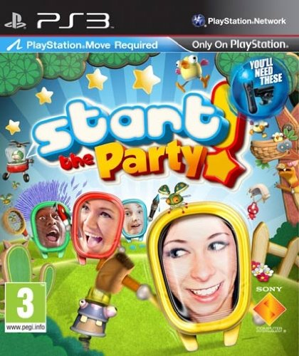 Start The Party! - Move Compatible [UK Import]