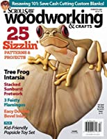 Scroll Saw Woodworking & Crafts Issue 79