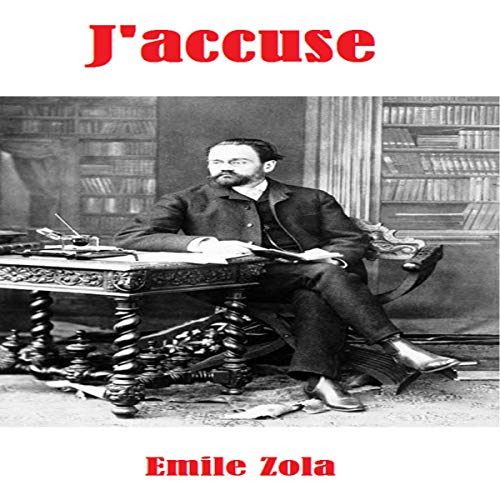 J'accuse [I Accuse] (Annotated) cover art