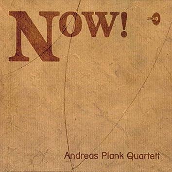 Andreas Plank Quartett - Now!