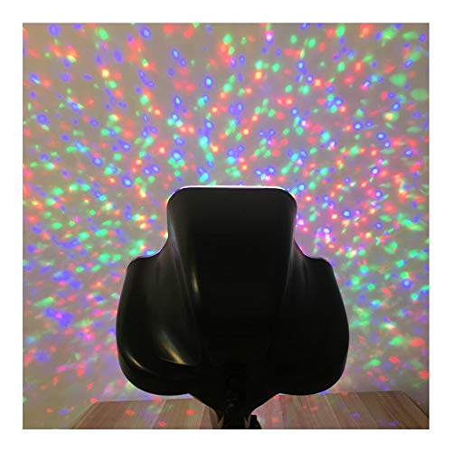 A Distance of The Star Galaxy Laser Projector Starry Sky Effect of Room Lighting Stage Children of The Party Night Party Outdoor Christmas Lights Holiday Decorations
