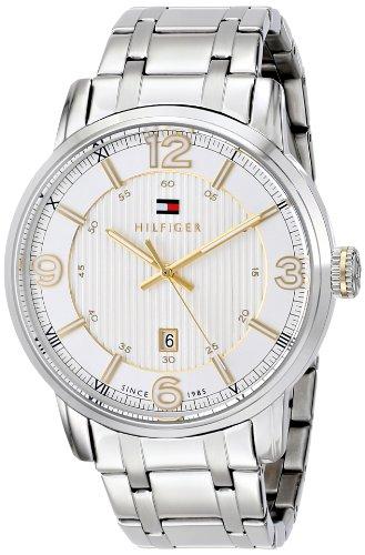 Relógio Tommy Hilfiger 1710344 Masculino Original Couro
