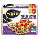 Wasa Crispbread, Multi Grain, 9.7 Ounce (Pack of 12)