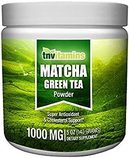 Matcha Green Tea by TNVitamins 4 oz