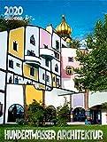 Großer Hundertwasser Architektur Kalender 2020: Das Original