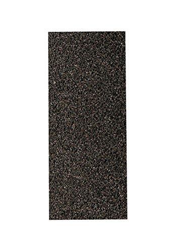 TITANIA Schwefel-Bims, Extra Hart, schwarz, Circa 9.5 X 4 X 2 cm, auf Blisterkarte, 1er Pack (1 x 18 g)